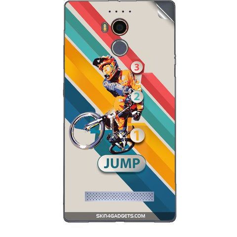 1 2 3 Jump For GIONEE ELIFE E8 Skin
