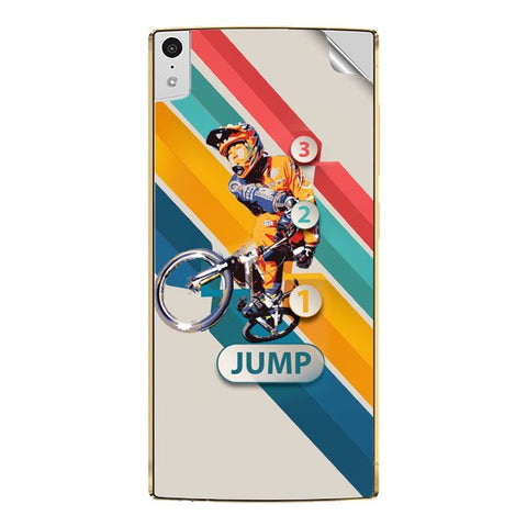 1 2 3 Jump For GIONEE ELIFE S5.5 Skin