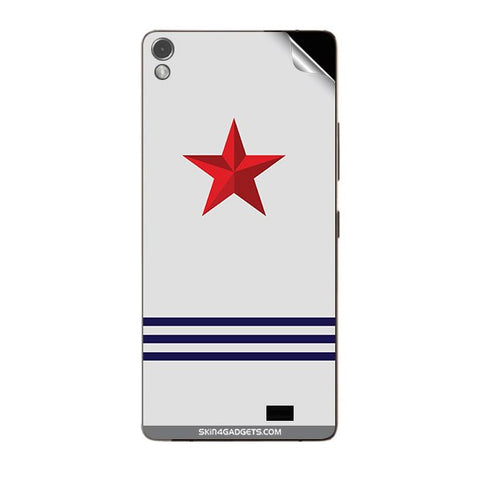 Star Strips For GIONEE ELIFE S7 Skin