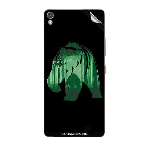 Bear For GIONEE ELIFE S7 Skin