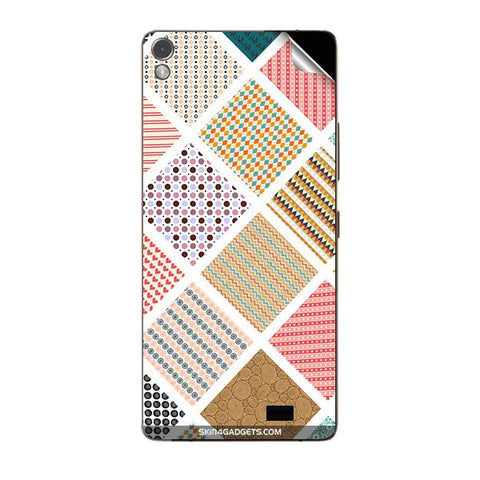 Varied Pattern For GIONEE ELIFE S7 Skin