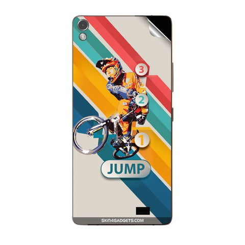 1 2 3 Jump For GIONEE ELIFE S7 Skin
