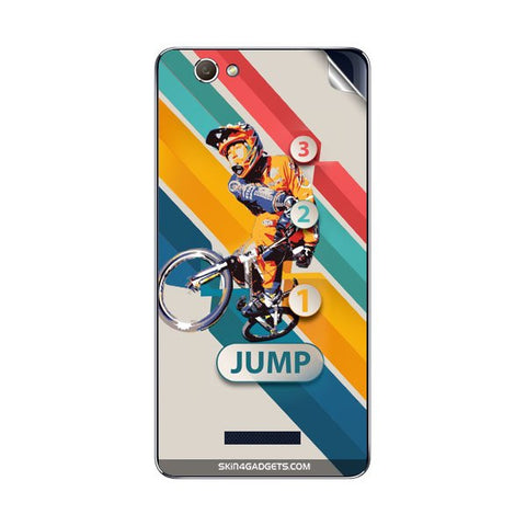 1 2 3 Jump For GIONEE ELIFE S Plus Skin - skin4gadgets