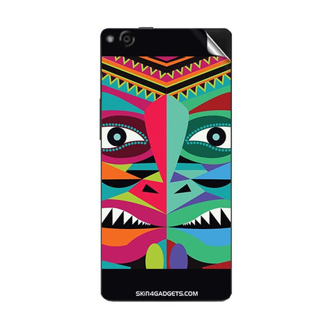 Tribal Face For GIONEE M3 Skin