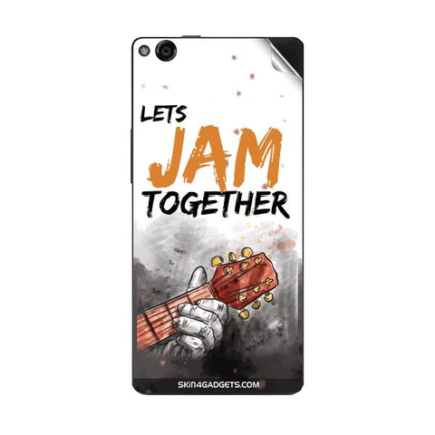 Lets Jam Together For GIONEE M3 Skin