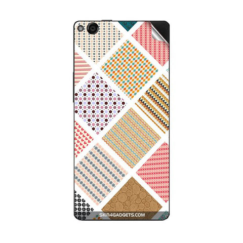 Varied Pattern For GIONEE M3 Skin