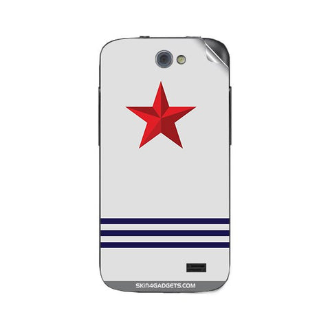 Star Strips For GIONEE P2 Skin