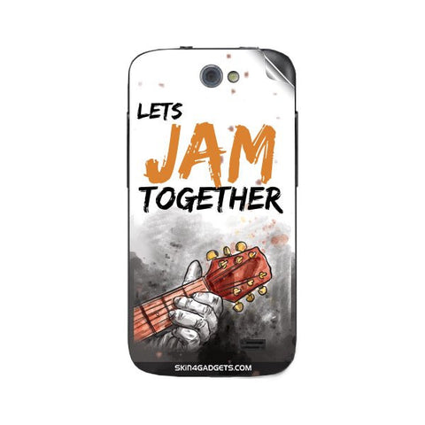 Lets Jam Together For GIONEE P2 Skin