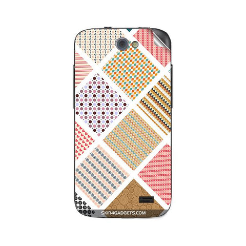 Varied Pattern For GIONEE P2 Skin