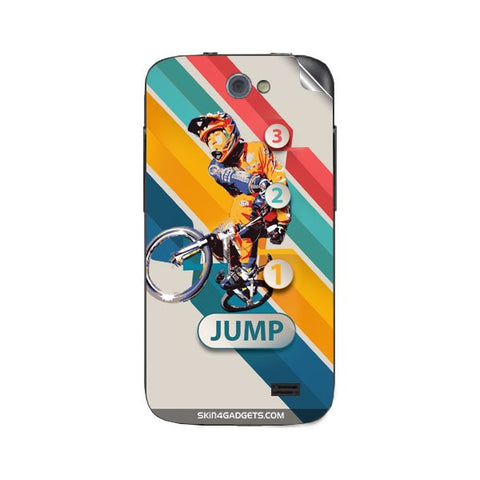 1 2 3 Jump For GIONEE P2 Skin