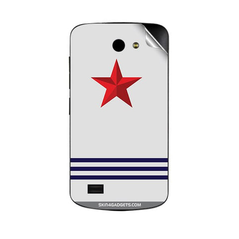 Star Strips For GIONEE P3 Skin