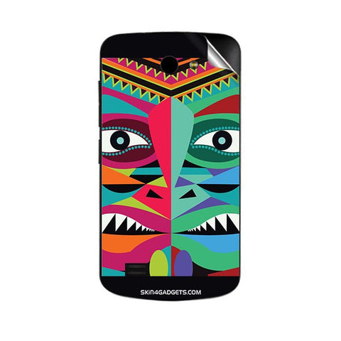 Tribal Face For GIONEE P3 Skin