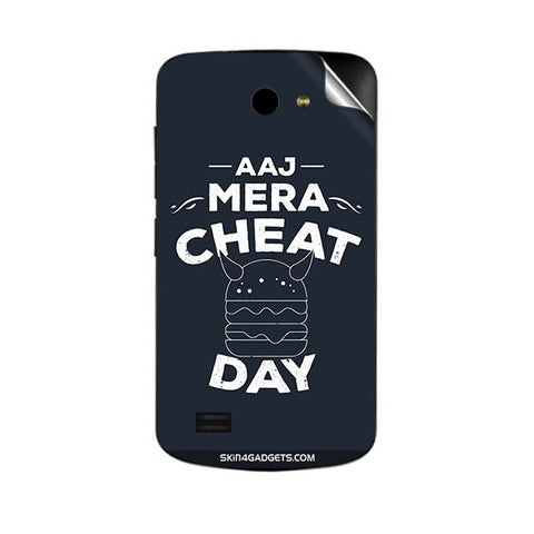 Aaj Mera Cheat Day For GIONEE P3 Skin