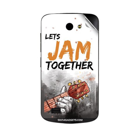 Lets Jam Together For GIONEE P3 Skin