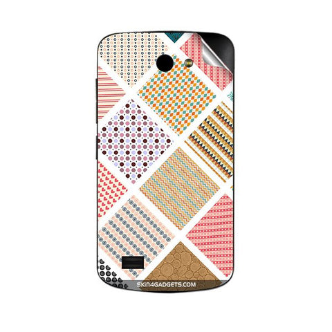 Varied Pattern For GIONEE P3 Skin