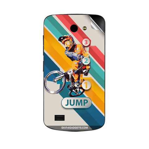 1 2 3 Jump For GIONEE P3 Skin