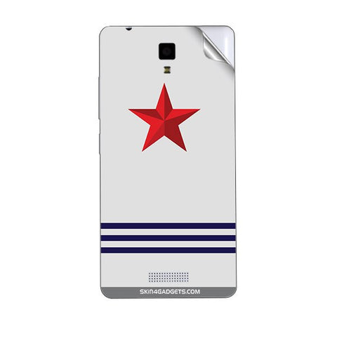 Star Strips For GIONEE P4 Skin