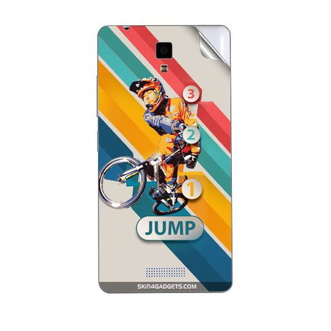 1 2 3 Jump For GIONEE P4 Skin