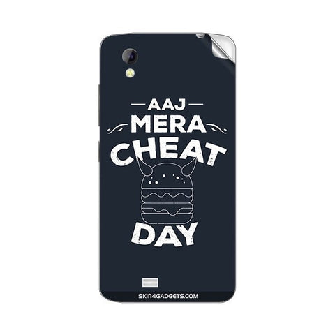 Aaj Mera Cheat Day For GIONEE P4S Skin