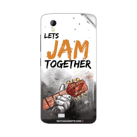 Lets Jam Together For GIONEE P4S Skin