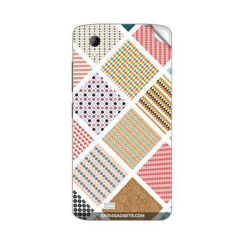 Varied Pattern For GIONEE P4S Skin