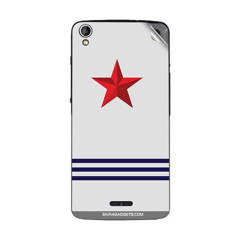 Star Strips For GIONEE P6 Skin
