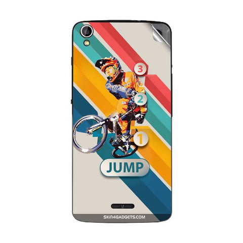 1 2 3 Jump For GIONEE P6 Skin