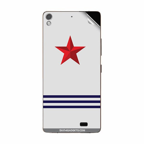 Star Strips For GIONEE S5.1 Skin