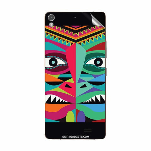 Tribal Face For GIONEE S5.1 Skin