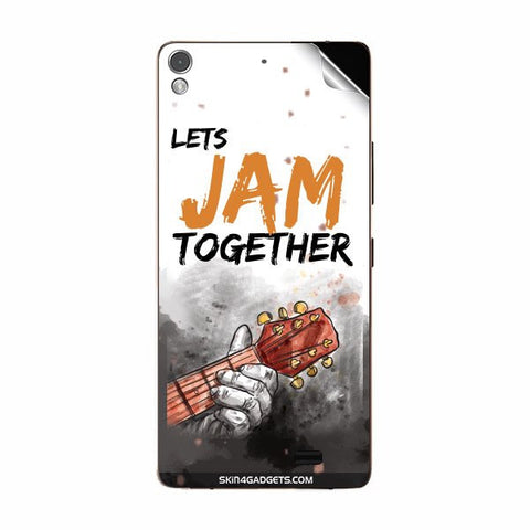 Lets Jam Together For GIONEE S5.1 Skin