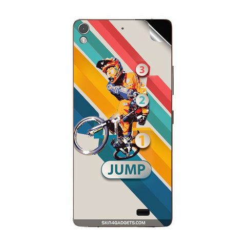 1 2 3 Jump For GIONEE S5.1 Skin