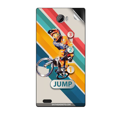 1 2 3 Jump For GIONEE V4S Skin