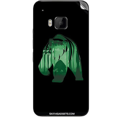 Bear For HTC ONE M9 Skin