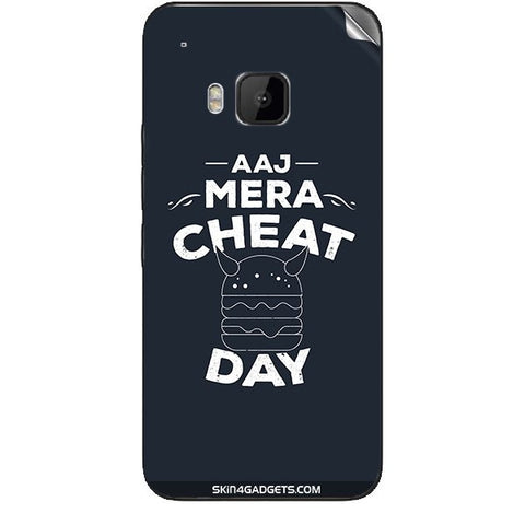 Aaj Mera Cheat Day For HTC ONE M9 Skin