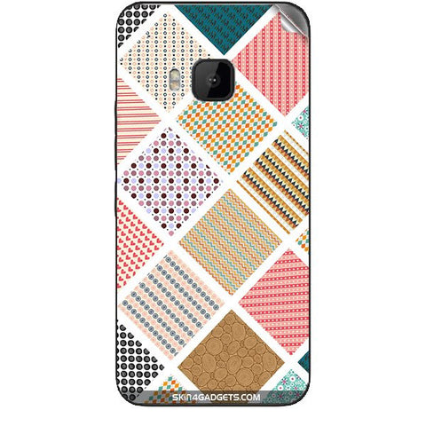 Varied Pattern For HTC ONE M9 Skin