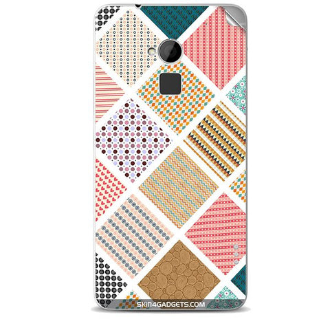 Varied Pattern For HTC ONE MAX Skin
