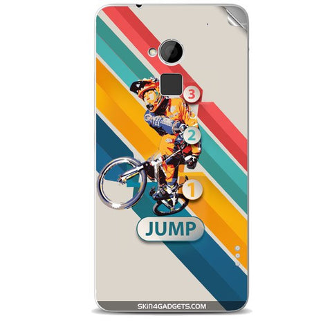 1 2 3 Jump For HTC ONE MAX Skin