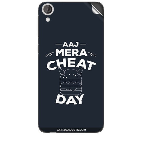 Aaj Mera Cheat Day For HTC DESIRE 820 Skin