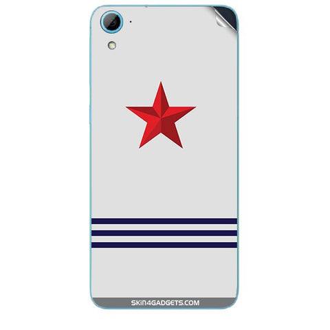 Star Strips For HTC DESIRE 826 W Skin