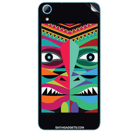 Tribal Face For HTC DESIRE 826 W Skin