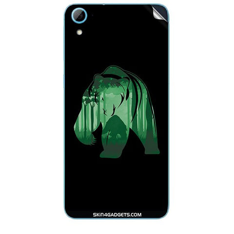 Bear For HTC DESIRE 826 W Skin