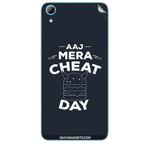 Aaj Mera Cheat Day For HTC DESIRE 826 W Skin