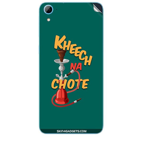 Kheech na Chote For HTC DESIRE 826 W Skin
