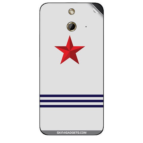 Star Strips For HTC ONE E8 Skin