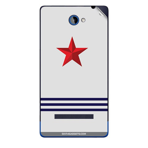 Star Strips For HTC A620E Skin