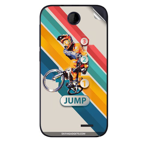1 2 3 Jump For HTC DESIRE 310T Skin