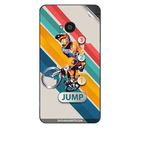 1 2 3 Jump For HTC 801E Skin
