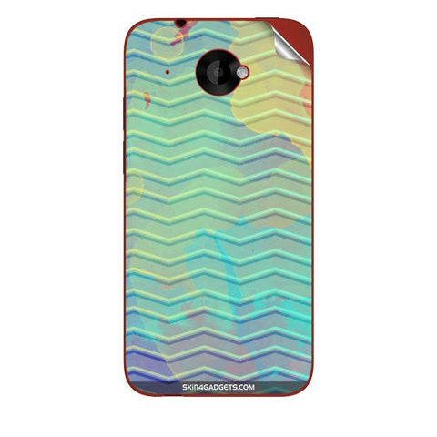 Colourful Waves For HTC 6160 Skin