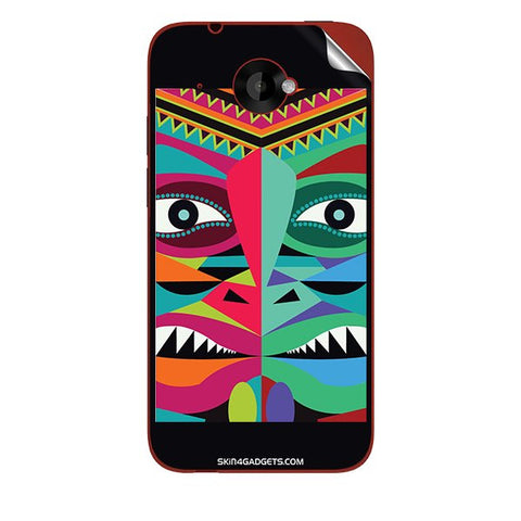 Tribal Face For HTC 6160 Skin