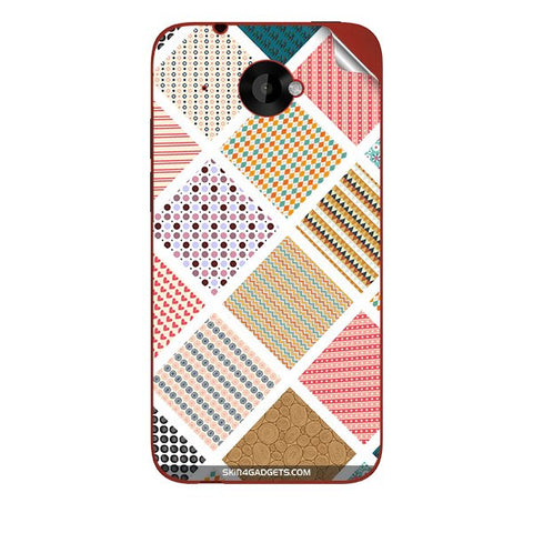 Varied Pattern For HTC 6160 Skin